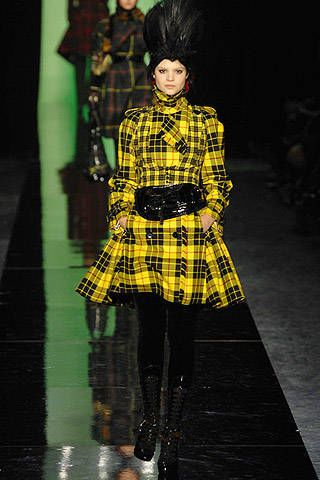 Jean Paul Gaultier Fall 2007 Ready-to-wear Collections - 003