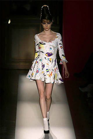 Jeremy Scott Fall 2007 Ready-to-wear Collections - 002