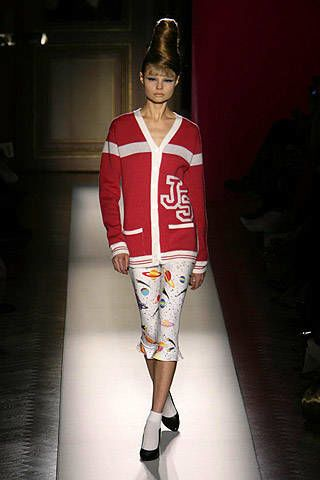 Jeremy Scott Fall 2007 Ready-to-wear Collections - 003