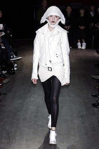 Junya Watanabe Fall 2007 Ready-to-wear Collections - 003