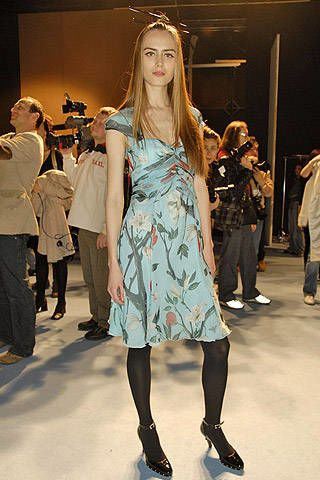 Enrico Coveri Fall 2007 Ready-to-wear Backstage - 002
