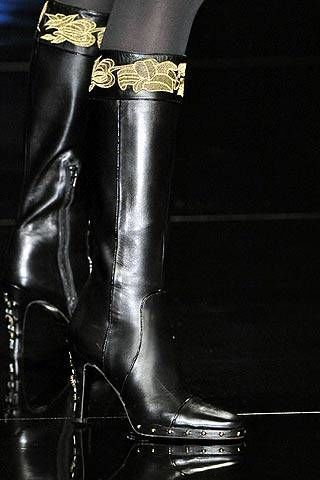 Enrico Coveri Fall 2007 Ready-to-wear Detail - 003