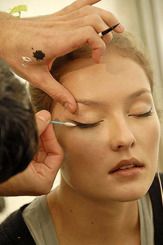 Etro Fall 2007 Ready-to-wear Backstage - 002