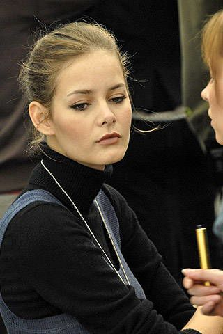 Etro Fall 2007 Ready-to-wear Backstage - 003