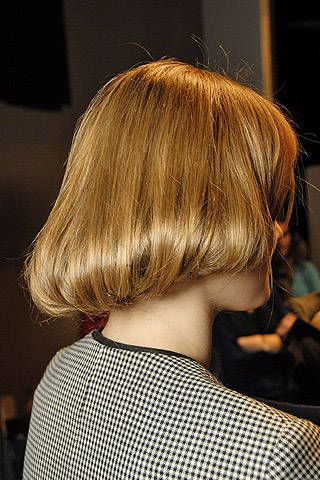 Romeo Gigli Fall 2007 Ready-to-wear Backstage - 002