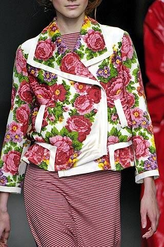 Romeo Gigli Fall 2007 Ready-to-wear Detail - 003