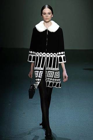 Andrew Gn Fall 2007 Ready-to-wear Collections - 002