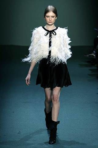 Andrew Gn Fall 2007 Ready-to-wear Collections - 003