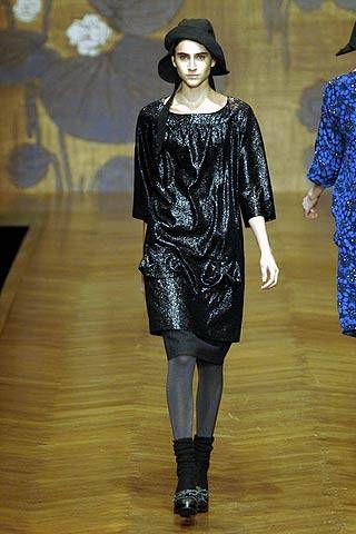 Cacharel Fall 2007 Ready-to-wear Collections - 002