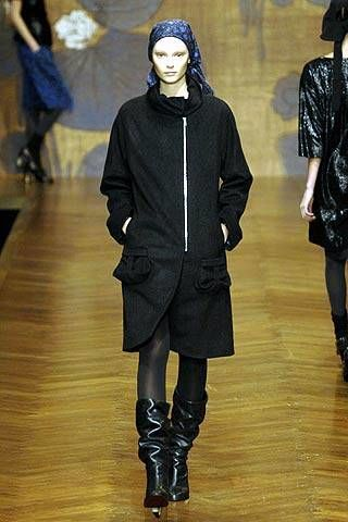 Cacharel Fall 2007 Ready-to-wear Collections - 003