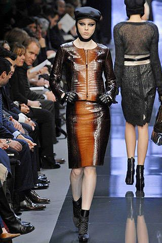 Celine Fall 2007 Ready-to-wear Collections - 003