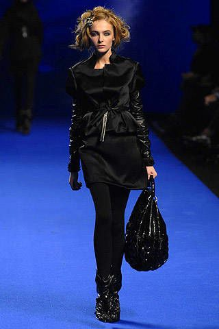 Christian Lacroix Fall 2007 Ready-to-wear Collections - 002