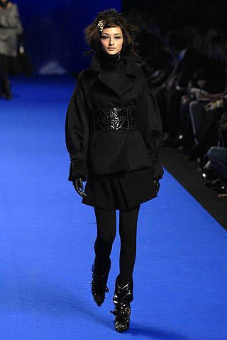 Christian Lacroix Fall 2007 Ready-to-wear Collections - 003
