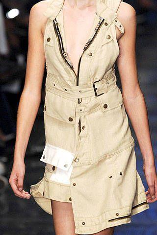 Belstaff Spring 2007 Ready-to-wear Detail 0001