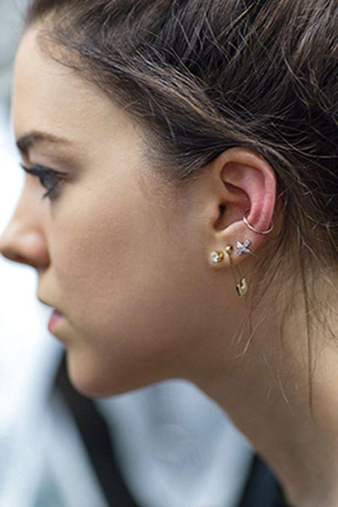 Inside The Cult Of Fashion Piercings