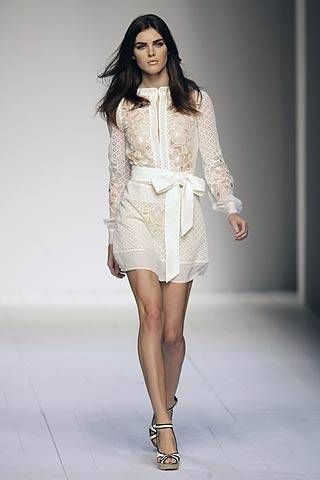 La Perla Spring 2007 Ready-to-wear Collections 0001