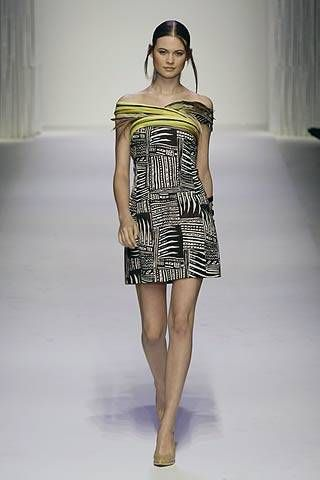 Pollini by Rifat Ozbek Spring 2007 Ready-to-wear Collections 0001