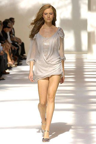 Alberta Ferretti Spring 2007 Ready-to-wear Collections 0001