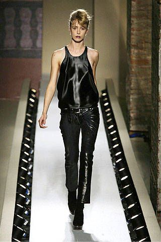Anna Molinari Spring 2007 Ready-to-wear Collections 0001
