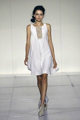 cynthia rowley Spring 2007 Ready-to-wear Collections 0001