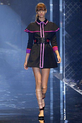 Gucci Spring 2007 Ready&#45&#x3B;to&#45&#x3B;wear Collections 0001