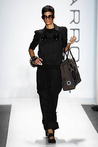 Jay McCarrol Spring 2007 Ready-to-wear Collections 0001