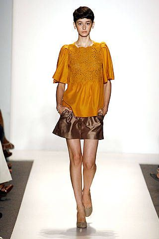 Lela Rose Spring 2007 Ready&#45&#x3B;to&#45&#x3B;wear Collections 0001