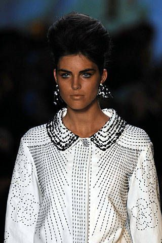 Moschino Spring 2007 Ready-to-wear Detail 0001