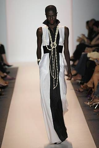 Naeem Khan Spring 2007 Ready-to-wear Collections 0001