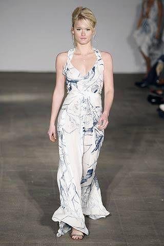 Tamara Pogosian Spring 2007 Ready&#45&#x3B;to&#45&#x3B;wear Collections 0001