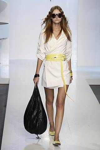 Trussardi Spring 2007 Ready-to-wear Collections 0001