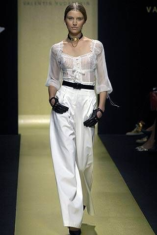 Valentin Yudashkin Spring 2007 Ready-to-wear Collections 0001