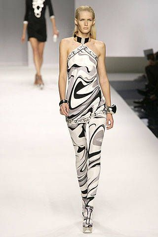 Emilio Pucci Spring 2007 Ready-to-wear Collections 0001