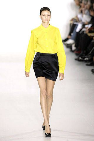 Jil Sander Spring 2007 Ready-to-wear Collections 0001