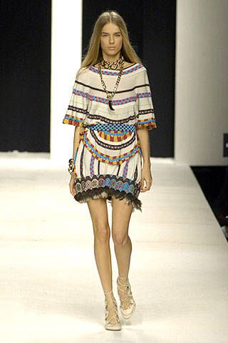 Trend Les Copians Spring 2007 Ready-to-wear Collections 0001