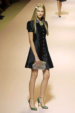 Blumarine Spring 2007 Ready-to-wear Collections 0001