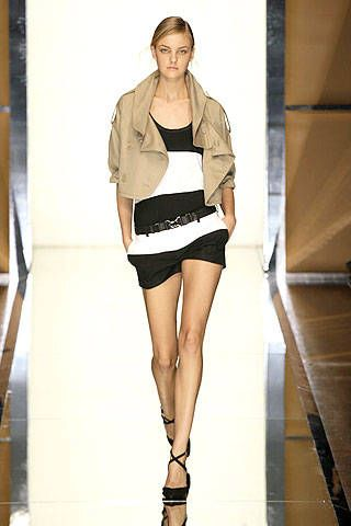Gianfranco Ferre Spring 2007 Ready-to-wear Collections 0001