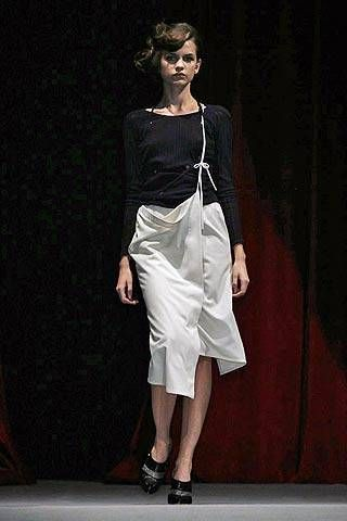 Kei Kagami Spring 2007 Ready&#45&#x3B;to&#45&#x3B;wear Collections 0001