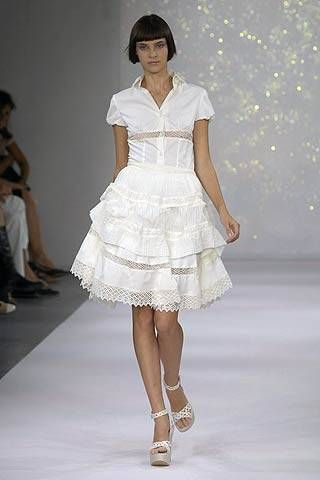 Luisa Beccaria Spring 2007 Ready-to-wear Collections 0001