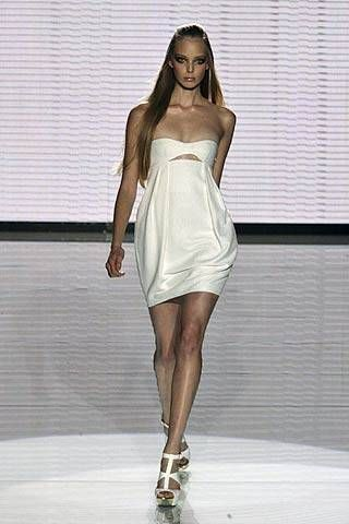 Gianni Versace Spring 2007 Ready-to-wear Collections 0001