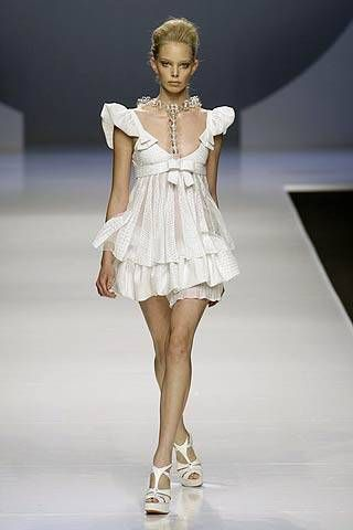 Byblos Spring 2007 Ready-to-wear Collections 0001