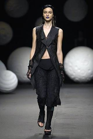 Malloni Spring 2007 Ready-to-wear Collections 0001
