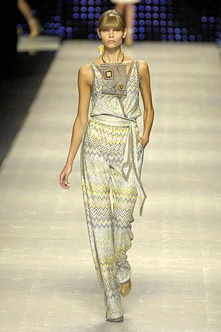Missoni Spring 2007 Ready&#45&#x3B;to&#45&#x3B;wear Collections 0001