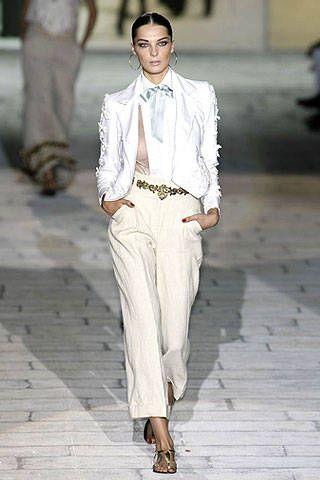 Roberto Cavalli Spring 2007 Ready&#45&#x3B;to&#45&#x3B;wear Collections 0001