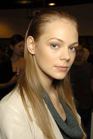 Emilio Pucci Spring 2007 Ready-to-wear Backstage 0001
