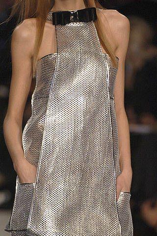 Fendi Spring 2007 Ready-to-wear Detail 0001