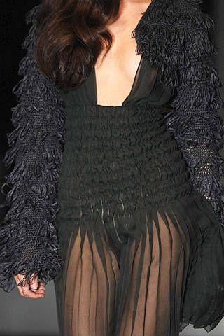 Krizia Spring 2007 Ready-to-wear Detail 0001