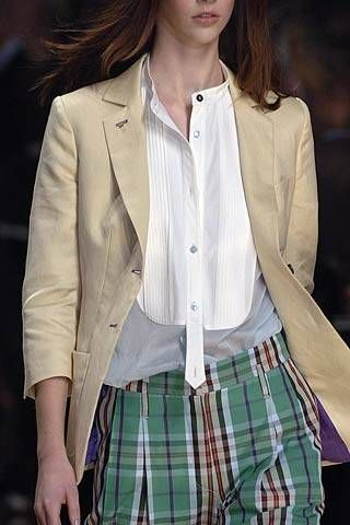 Sportmax Spring 2007 Ready-to-wear Detail 0001