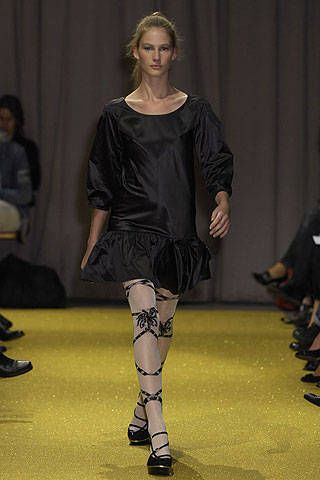 Gaspard Yurkievich Spring 2007 Ready-to-wear Collections 0001