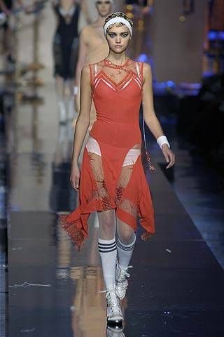Jean Paul Gaultier Spring 2007 Ready-to-wear Collections 0001